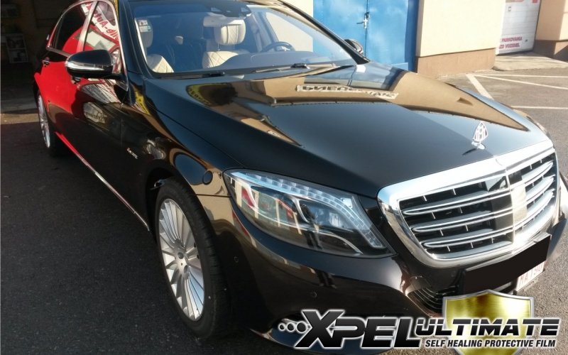 Maybach Full Wrap